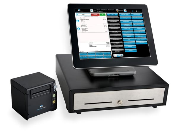 Harbortouch Elite Smart POS System for Bars and Restaurants