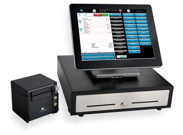 Harbortouch Elite Smart POS System for Bars and Restaurants