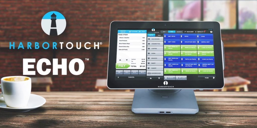 Harbortouch Echo POS System for Small Business